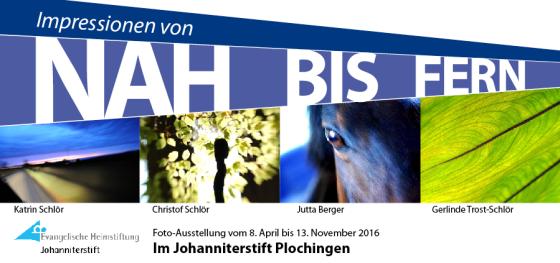 Fotoausstellung im Johanniterstift Plochingen
