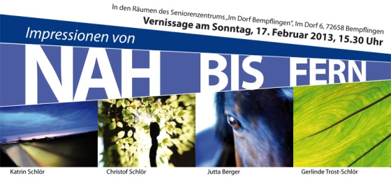Vernissage Bempflingen