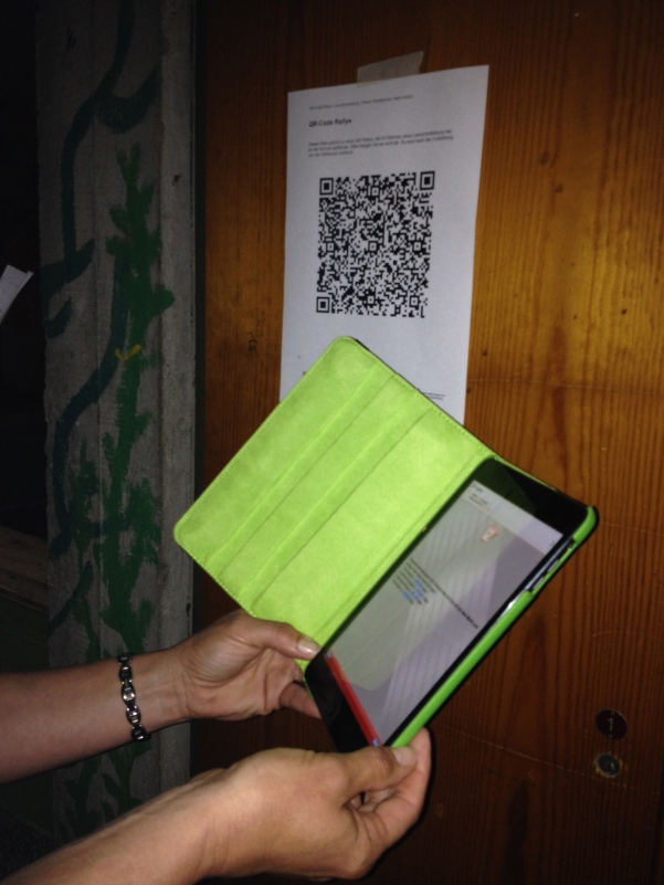 Ob mit iPad oder Smartphone