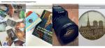 """Screenshot des seminarbegleitenden Blogs zum Thema """"visuelle Methoden"""""""